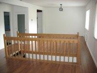 Logement-style condo-une chambre fermée - logement style condo-aire ouverte-une chambre fermée