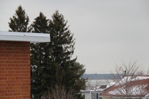 Vue de balcon