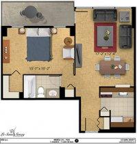 Appartements 3½ à louer - Très beau 3½ à louer