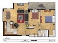 Appartement 4½ à louer - Superbe 4½ à louer