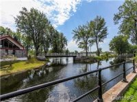 Wonderful Lachine - Stunning waterfront condo offering a contemporary look, bathed in natural sunlight throughout the day!